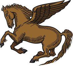 Pegasus - The Flying Horse Named Pegasus