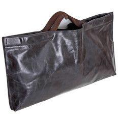 East top handle bag black