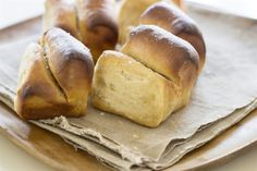 Recipe for cider house butter rolls