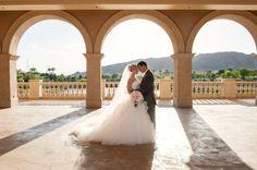 Hilton Lake Las Vegas Wedding By Images Edi Little