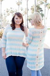 Baby Soft Button Tunic