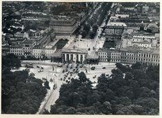Brandenburger Tor in den 20ern