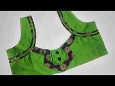 Easy New Model Blouse Design cutting 2017 - YouTube