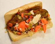 All the way from Chicago, the Italian Beef Chicago Sandwich takes center stage at Va Bene Caffé. Try it anytime.