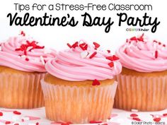 Valentine's Day Kinder Class Party