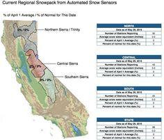 Apocalypse Soon: California's Snowpack Is Gone | TakePart