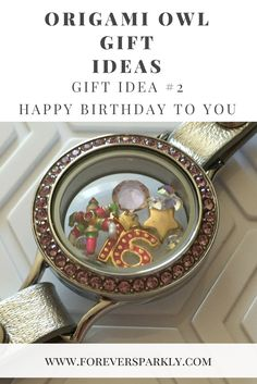Origami Owl Gift Ide