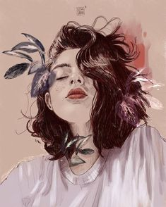Find images and videos about art and illustration on We Heart It - the app to get lost in what you love. Art And Illustration, Illustrations, Pretty Art, Cute Art, Photographie Portrait Inspiration, Arte Sketchbook, Digital Art Girl, Art Drawings Sketches, Pencil Drawings