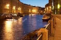 サンクトペテルブルク/ロシア/運河/russia saint petersburg canal