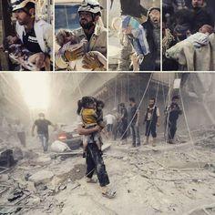 El genocidio que ha estado pasando en #Siria puede pasarnos a nosotros.  Oremos por ellos #Jaraguenses