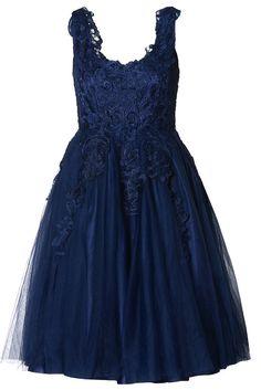 Destiny Chic exkluzivní model My Fairy tale begins, námořnicky modré