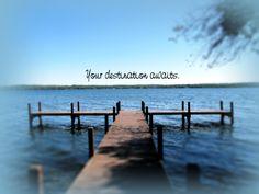 Green Lake, Wisconsin - Fishing. Boating. Relaxing.