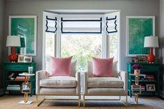 Gray Malin's Living Room Designed by Homepolish