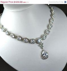 20OFF Bridal necklace wedding date initials by thefabbridaljewelry, $103.50