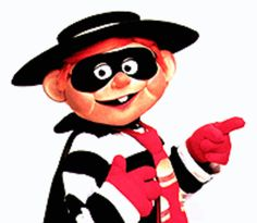 """A Steady Diet Of Bad Clients--Don't be a """"McIllustrator. Mcdonalds Tattoo, Hamburglar Costume, Mcdonalds Birthday Party, Back In My Day, Cartoon Characters, Fictional Characters, 90s Kids, Kids Toys, Ol Days"""