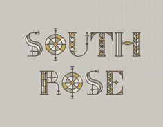 South Rose + Free Typeface