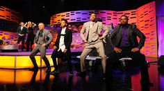 Will & Jaden Smith, DJ Jazzy Jeff and Alfonso Ribeiro Rap! - The Graham ...