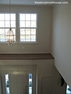 Q \u0026 A \u2013 How To Decorate The Ledge Above A Front Door? & DESIGN TIP: Creating a Gorgeous Faux Floral Arrangement with ...