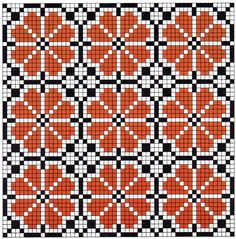 Israeli needlework patterns