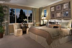 Traditional Guest Bedroom - Found on Zillow Digs