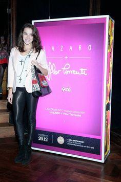 Presentación colección 2012 Lazaro + Flor Torrente