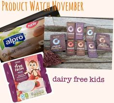 New and New to Us Dairy Free Products that we have found this month. Featuring fromage frais, desserts, yogurt and chocolate. Treat filled!