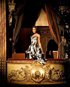 a night at the opera. #opera #elegance. Live The Good Life - All about Luxury Lifestyle