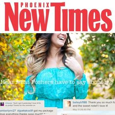 Phoenix New times reviews Hear what my Poshers have to say about me Other