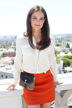 Katie Holmes: La nueva soltera  Después de anunciar su divorcio de Tom Cruise, la actriz está más que nunca en el ojo del huracán.