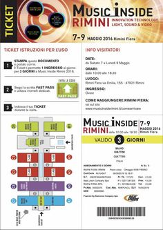 M.I.R. Music Inside Rimini 2016  |  First edition