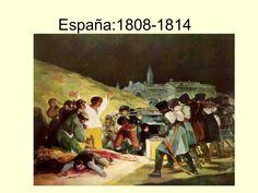 España:1808-1814La Guerra de la IndependenciaLa Guerra de la Independencia fue un conflicto armado que enfrentó entre 1808 y 1814 a España, Portugal y Reino Unido con el Imperio napoleónico La Guerra de la IndependenciaLa Guerra de la Independencia fue un conflicto armado que enfrentó entre 1808 y 1814 a España, Portugal y Reino Unido con el Imperio napoleónico.