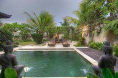 Offering a private pool and scenic views of Ubud's tropical terrain, Villa Kami Ubud is a stroll from Blanco Museum. Adult Children, Kids, Outdoor Pool, Outdoor Decor, Ubud, Private Pool, Holiday Ideas, Swimming Pools, Bath
