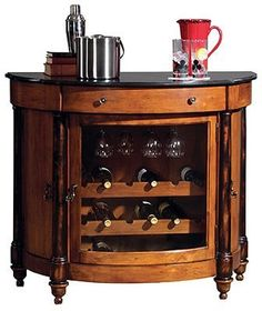 Purchase the brilliant Howard Miller 695-016 Merlot Valley Wine & Bar Console by Howard Miller online today. This sought after product is currently in stock - purchase securely on CellarsOfWine.com today.