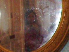 Ghost in mirror - Myrtles Plantation