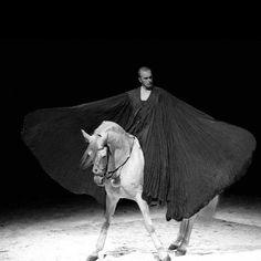 Bartabas (cirque Zingaro)