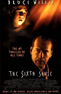 The sixth sense. El sexto sentido.