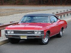 1967 Chevrolet Impala SS 396 Maintenance/restoration of old/vintage vehicles: the material for new cogs/casters/gears/pads could be cast polyamide which I (Cast polyamide) can produce. My contact: tatjana.alic@windowslive.com