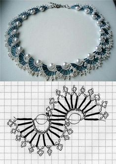 67 Best ideas for diy jewelry tutorials necklace beautiful Bead Jewellery, Seed Bead Jewelry, Jewlery, Beading Jewelry, Jewelry Findings, Jewelry Bracelets, Jewelry Crafts, Handmade Jewelry, Jewelry Ideas