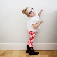 Can't get enough of little kids in skinny leggings with big chunky boots