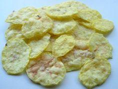 Recette de Chips au micro-ondes