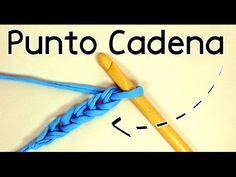 #Punto Cadena a #Crochet   #PatronesValhalla