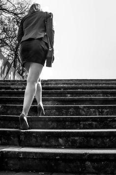 Stairs'n'shoes shooting | London, Paris, Milan, blah…
