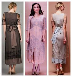 Your favorite movie dresses on wardrobeshop.com: Titanic, Downton Abbey and Gatsby