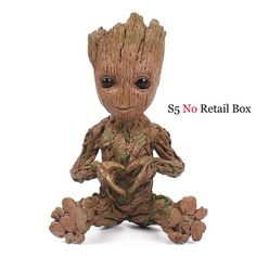 New Arrival Expressions Groot Figure Toy Marvel Movie Guardians of the Ga. New Arrival Expressions Groot Figure Toy Marvel Movie Guardians of the Galaxy Anime Tree Man Resin Collection Mod. Heart Shaped Hands, Mundo Marvel, Anime Galaxy, Galaxy Art, Groot Guardians, I Am Groot, Marvel Wallpaper, Marvel Avengers, Groot Avengers
