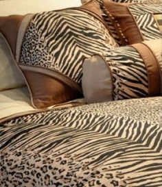 Animal Print Comforters - Foter