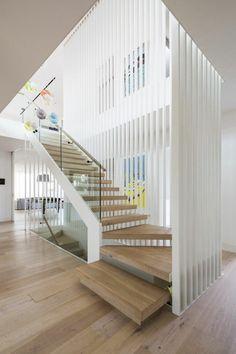Éclairage escalier led - 30 idées modernes et originales  LED ...