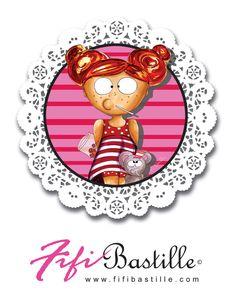 poster fifi bastille