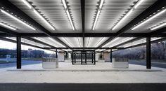Mies van der Rohe's Gas Station Conversion  Les Architects FABG