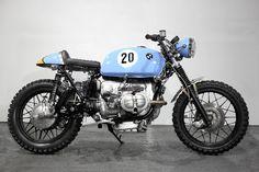 BMW Scrambler 1000cc 'Le Mans'