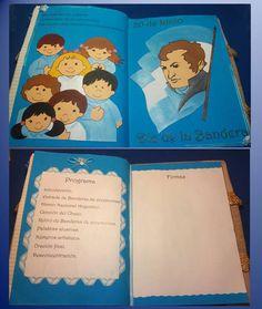 libro para firmas decorado Molde, Kindergarten Teachers, Christmas Crafts For Kids, Primary School